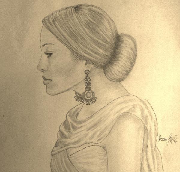 Jennifer Lopez by penInna